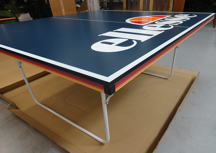 ellesse table tennis graphics