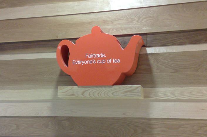 M&S 3D Cafe Icon teapot