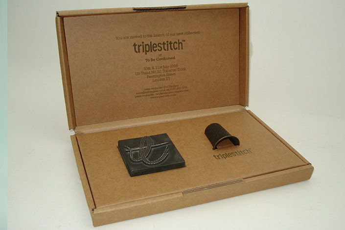 Triplestitch Invite