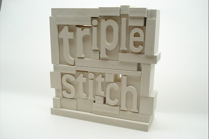 Triplestitch Branding Blocks and Show Invites