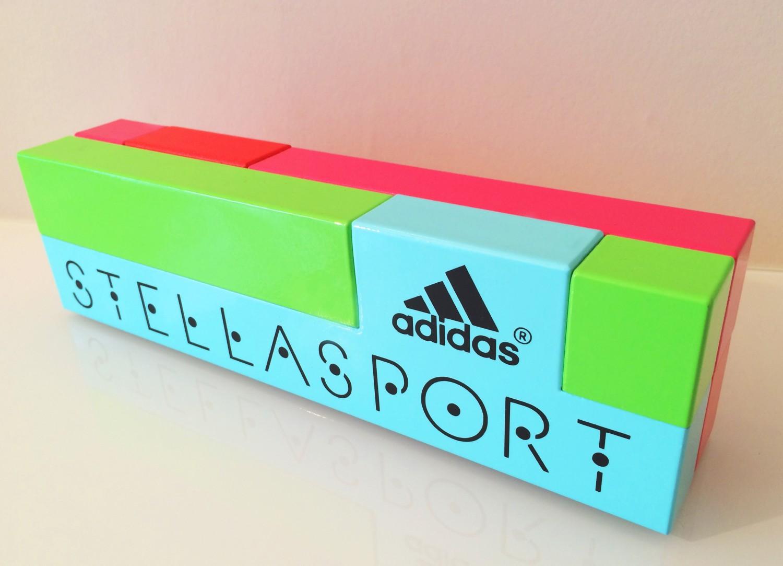 adidas branding block