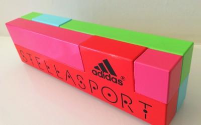 Adidas Stellasport Branding Blocks