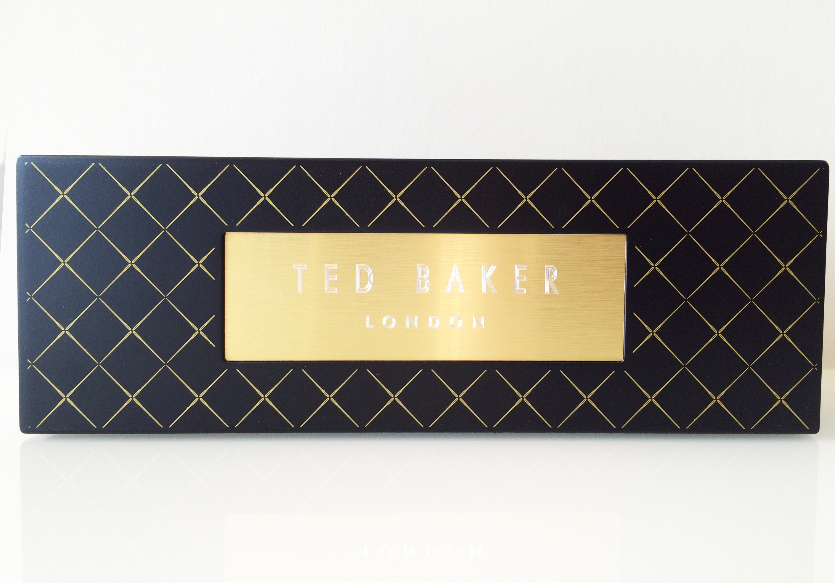 Ted Baker Branding Blocks
