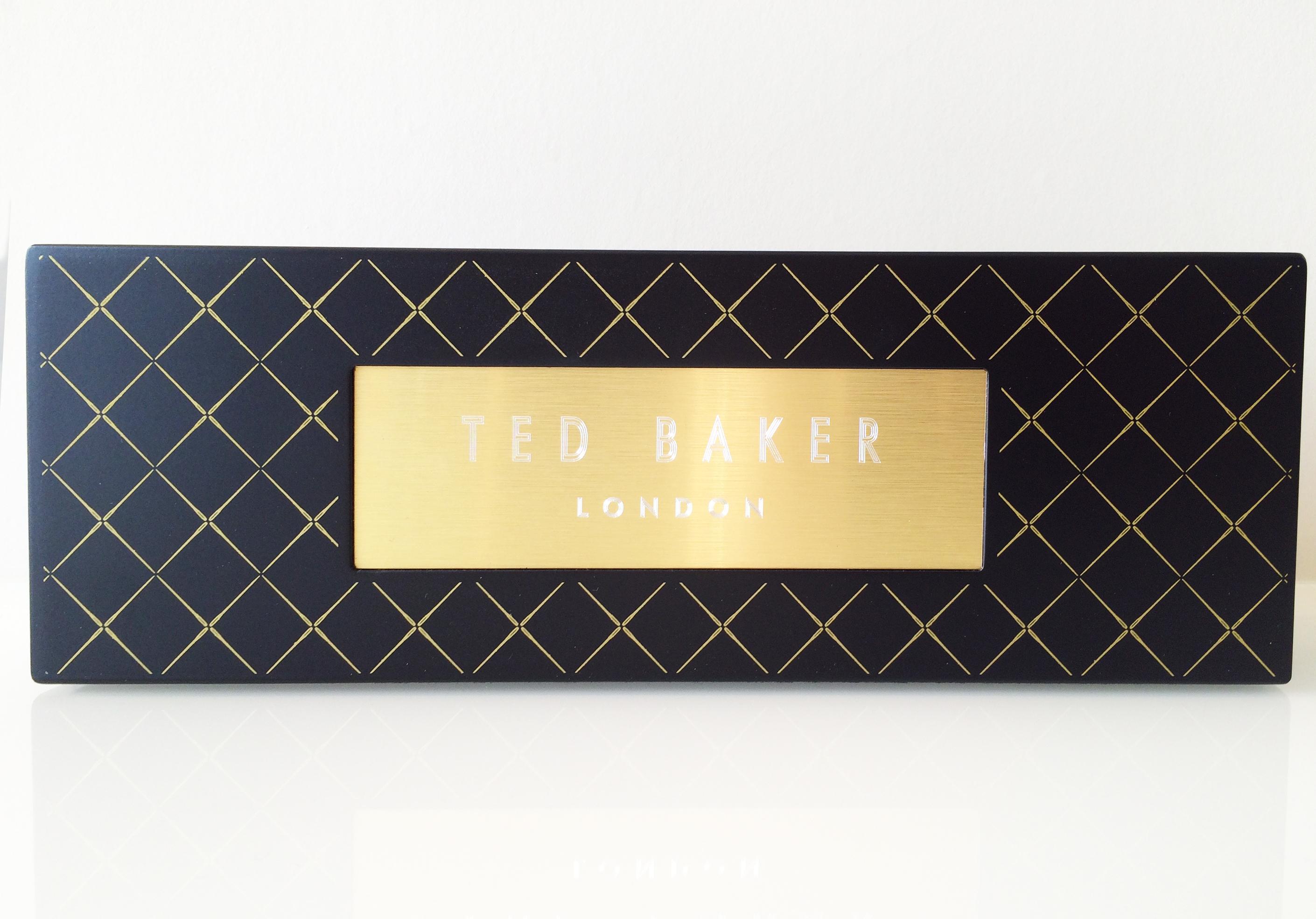 Ted Baker Branding Blocks