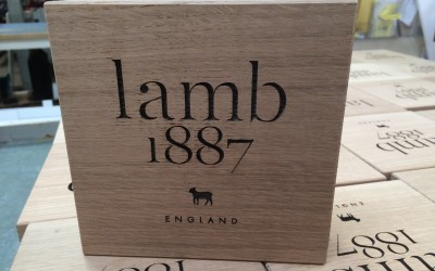Lamb Branding Blocks