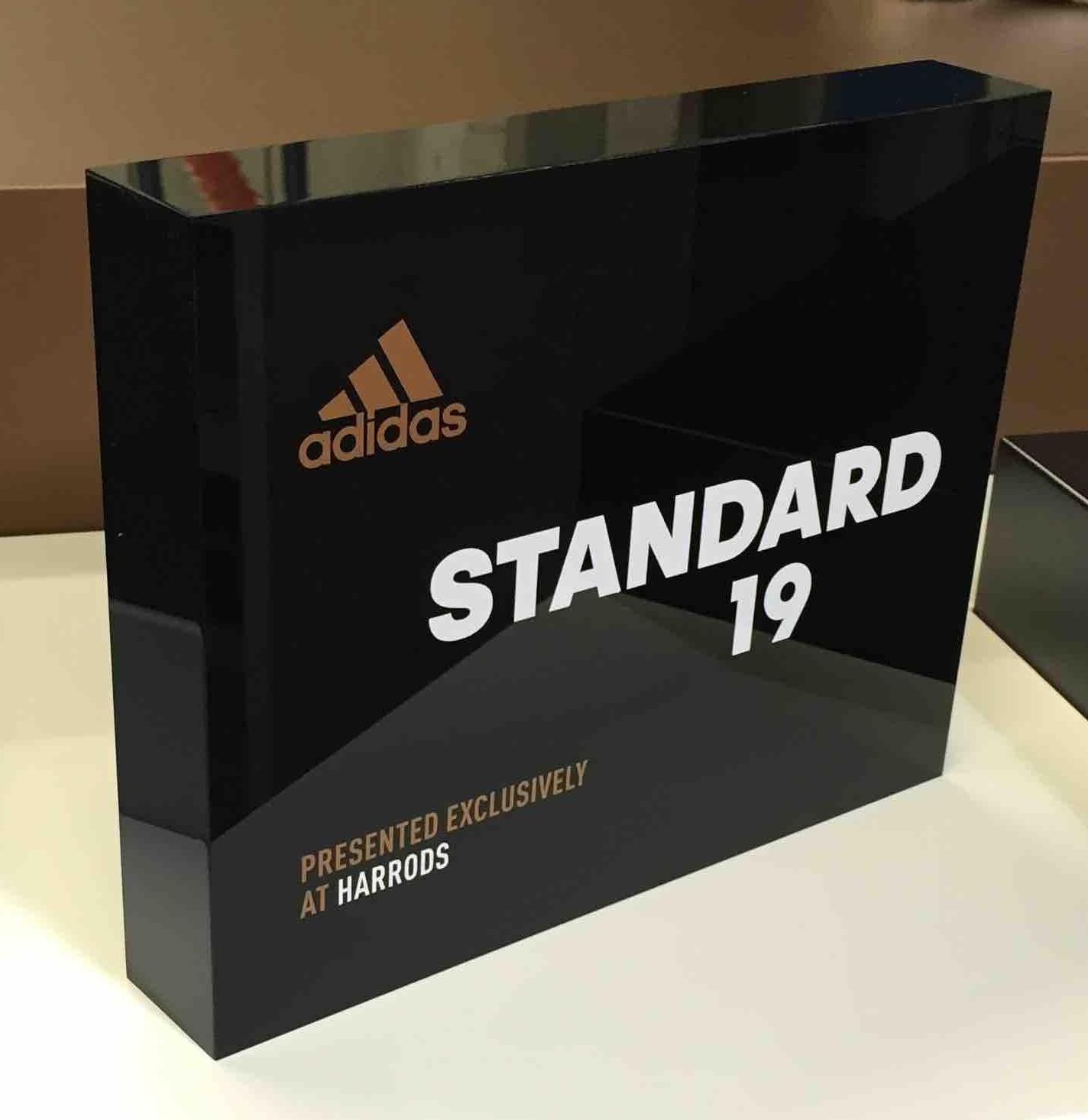 Adidas Branding Blocks