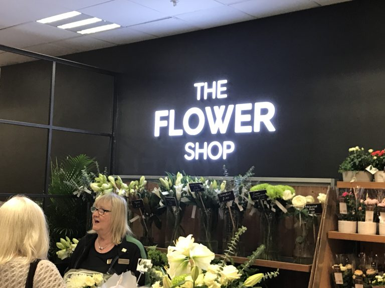 M&S LED Illuminated Signage