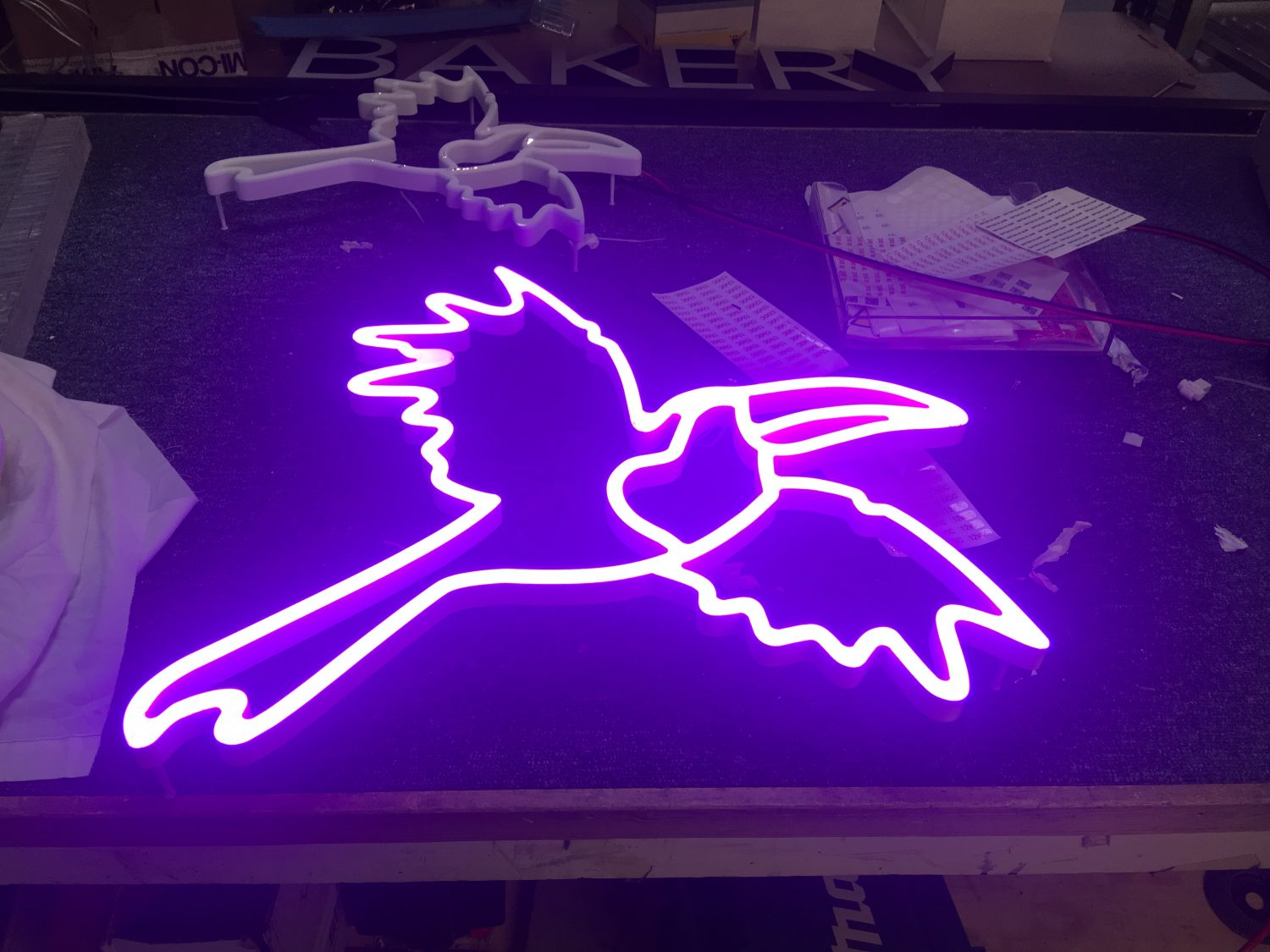 LED Neon Graphics