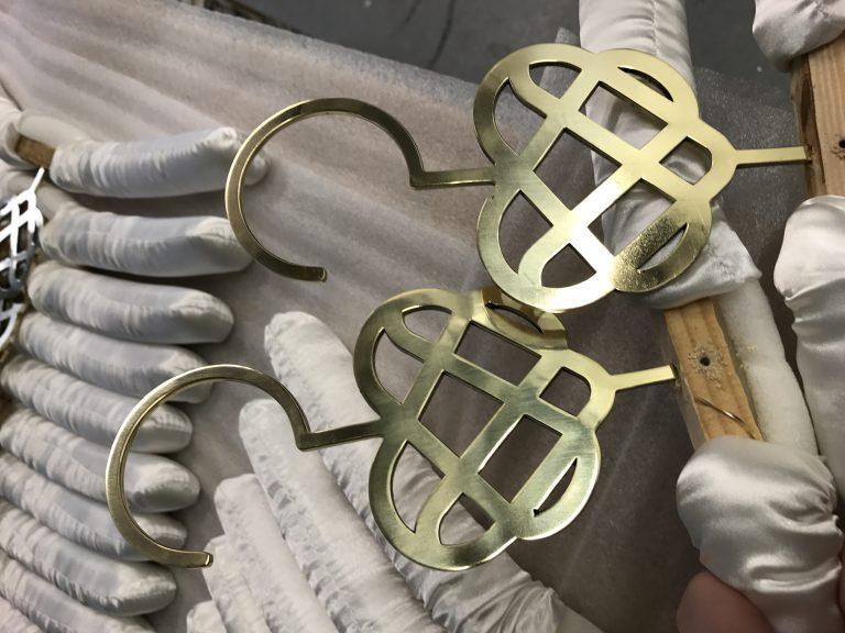 Ted Baker Wedding Range Coat Hangers